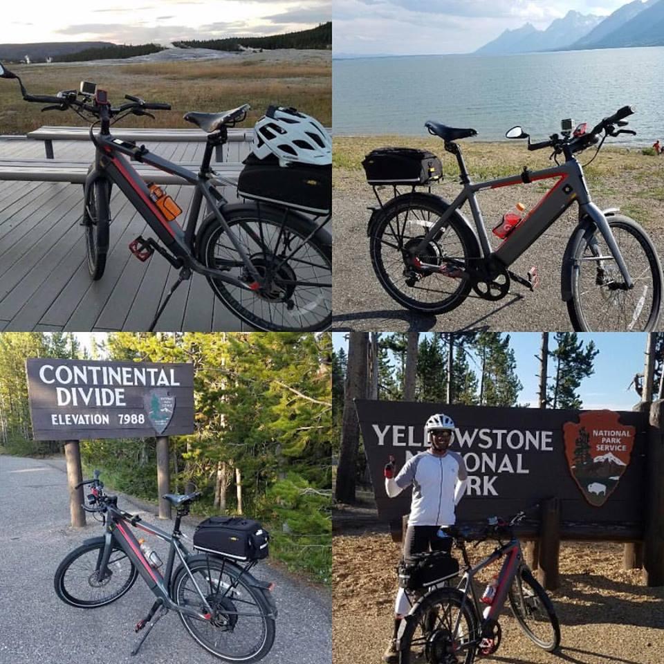 ravi electric bike tour