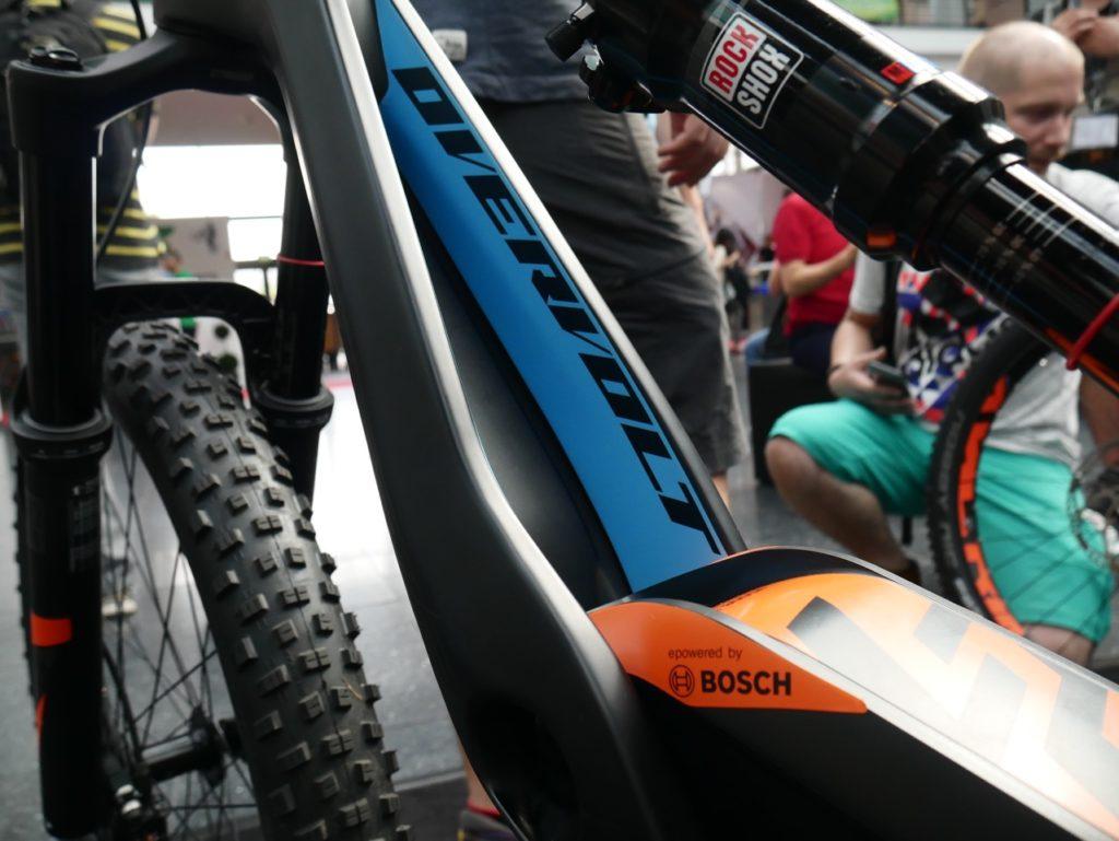 Lapierre electric mountain bike bosch battery