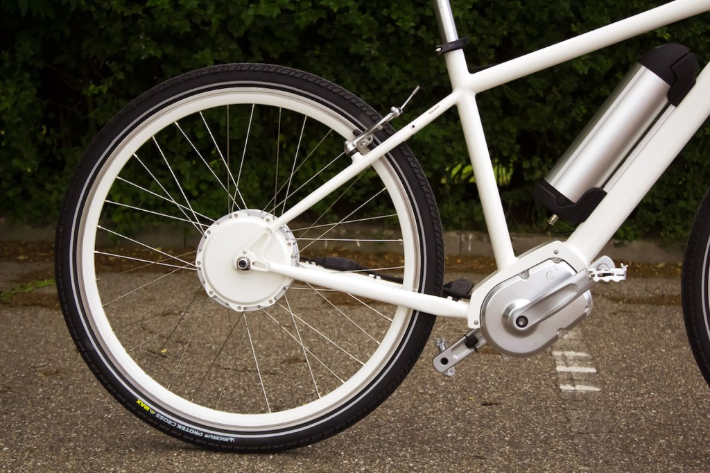 chainless electric bike
