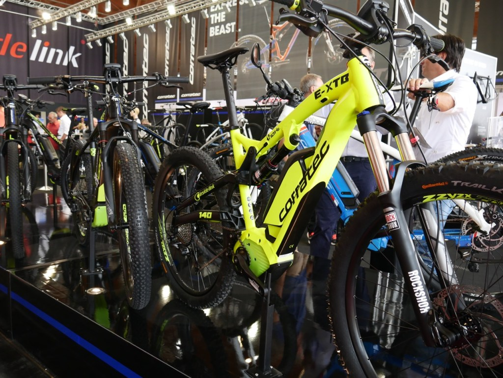 corratec electric mountain bike