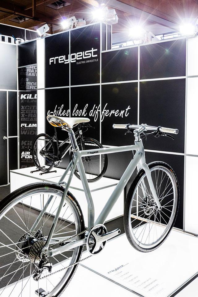 freygeist light electric bike