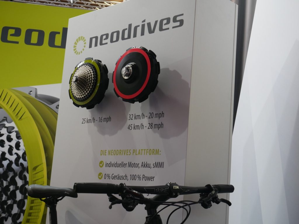 neodrive-electric-bike-system