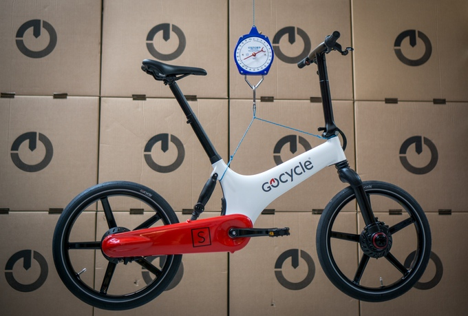 Gocycle GS electric bike