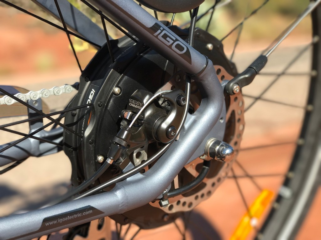 igo-explore-electric-bike-rear-brake