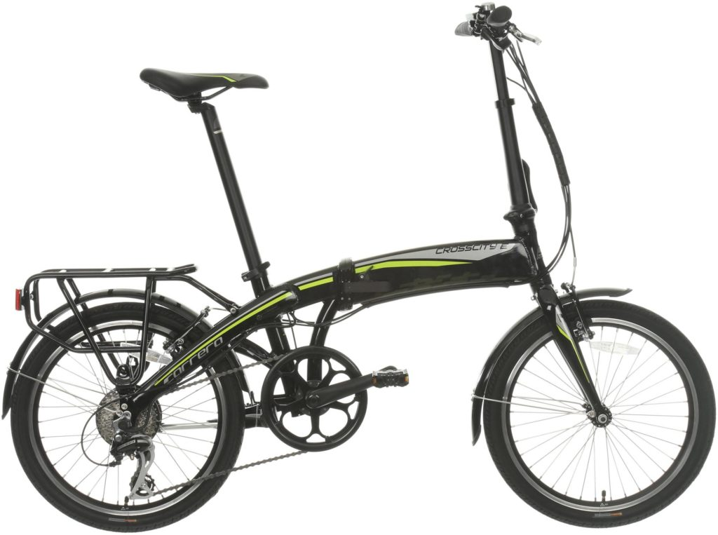 Carrera Crosscity E-bike