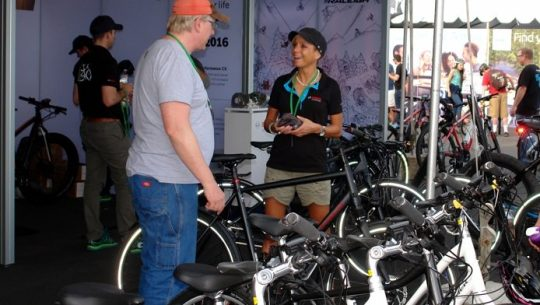 San Francisco Electric Bike Expo March 24-26. Ride the Latest eBikes for FREE! [VIDEOS]
