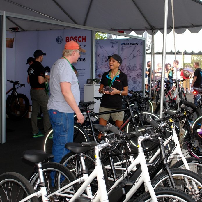 Electric Bike Expo 1