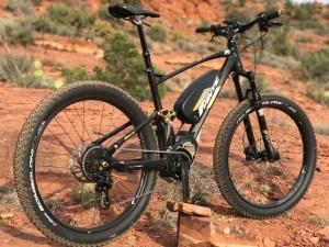 Fantic XF1 Casa electric mountain bike 4