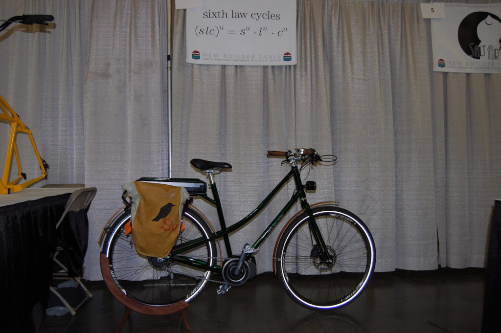 Sixth Law Cycles electric bike 1