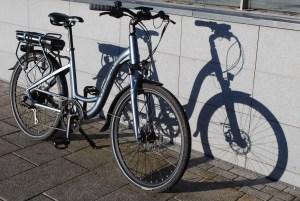 Wipser 705 electric bike 2
