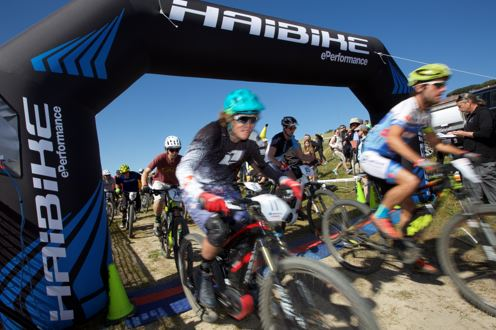 electric mountain bike race 1