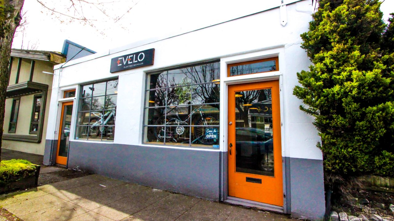 evelo electric bike shop