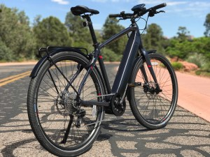 IZIP E3 Protour w/ COBI Electric Bike Review Part 2: Ride