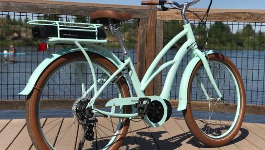 Raleigh Retroglide iE Electric Bike Review Part 2: Ride & Range Test [VIDEO]