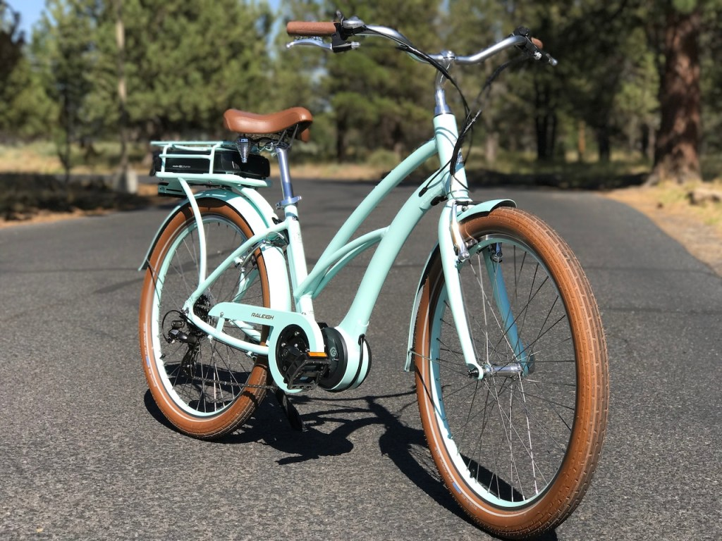 raleigh retroglide ie electric bike review part 1. Black Bedroom Furniture Sets. Home Design Ideas