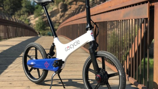 Gocycle GS Electric Bike Review Part 1 – Pictures & Specs [VIDEOS]