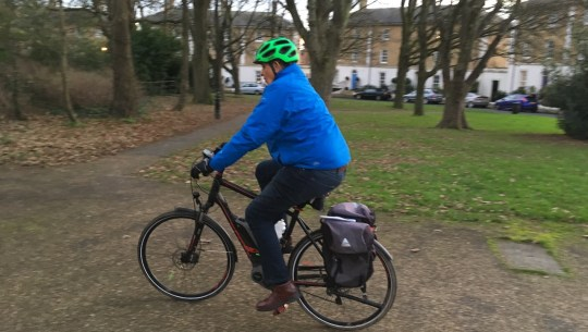 Staying Fit With an Electric Bike While Battling Cancer