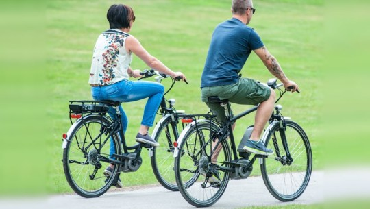 Should Electric Bikes Be Subsidized Like Electric Cars?