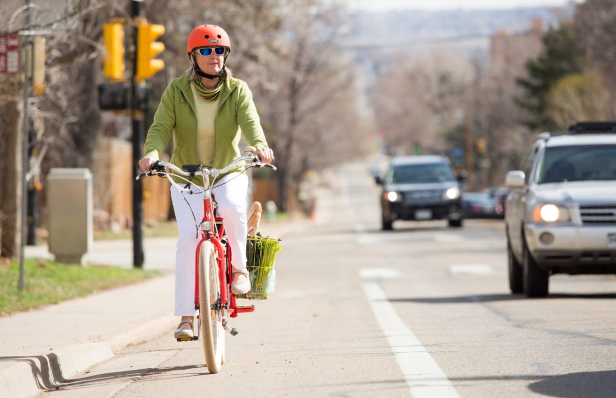 Ebike More Drive Less Better Bike Infrastructure Reduces