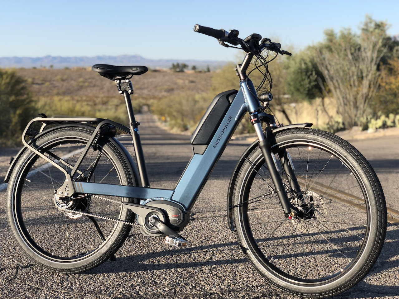 Electric Road Bike Reviews Prices Specs Videos Photos >> Riese Muller Nevo Electric Bike Review Part 1 Pictures