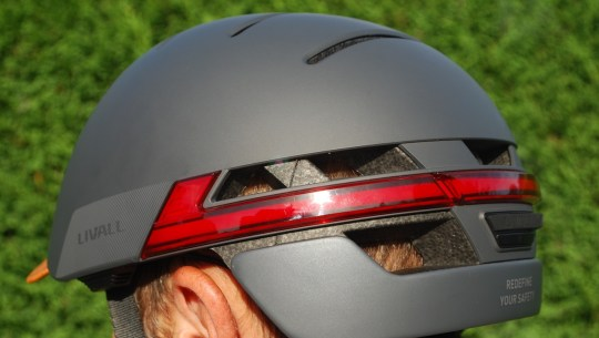 Accessory Roundup: LIVALL Smart Helmet, ABUS Alarm Lock, & Bike-Eye's Frame Mirror [VIDEOS]