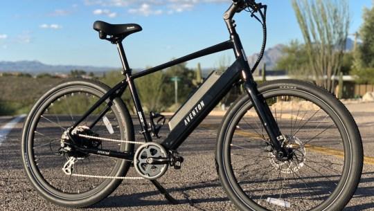 Aventon Pace 500 Electric Bike Review Part 1 – Pictures & Specs
