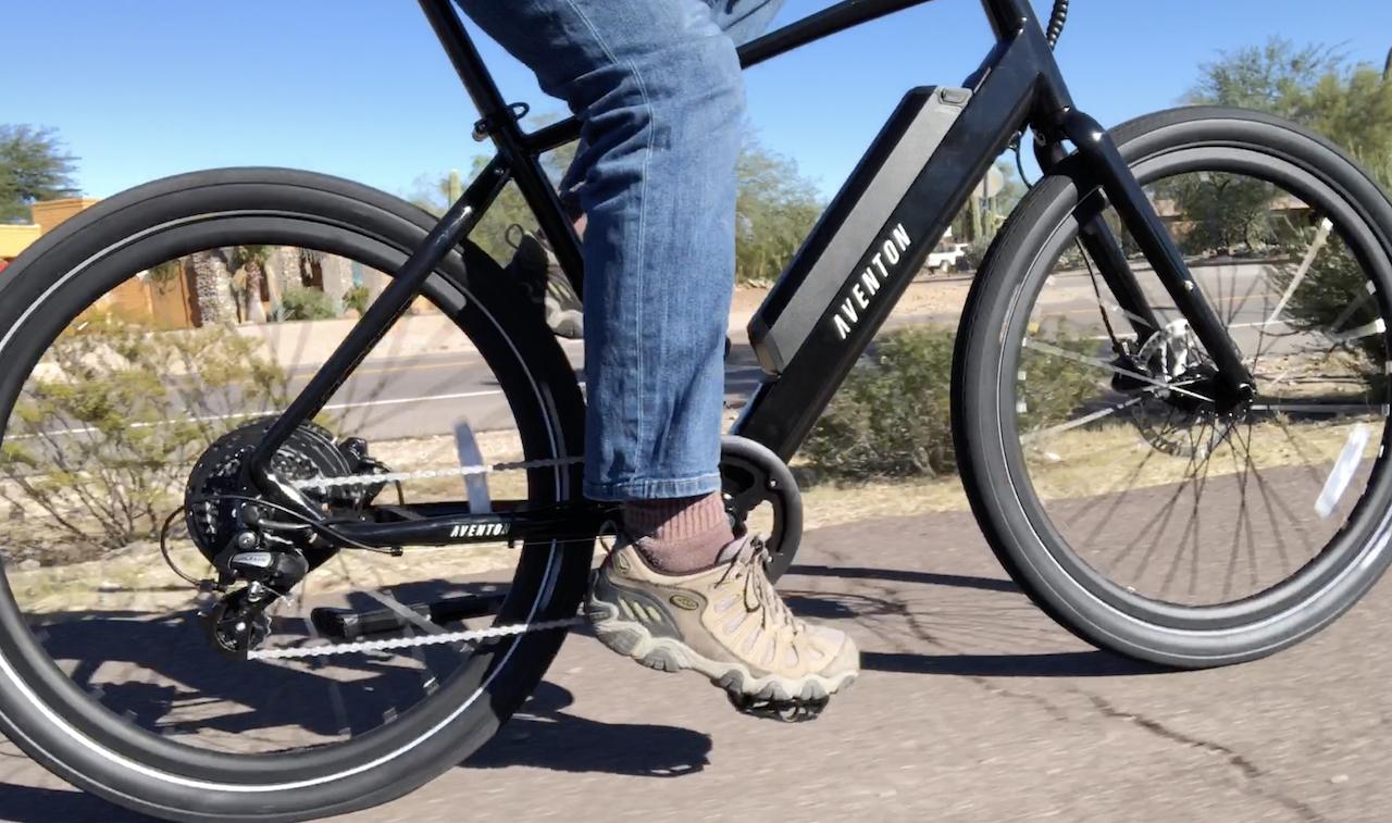 Electric Road Bike Reviews Prices Specs Videos Photos >> Aventon Pace 500 Electric Bike Review Part 2 Ride Range