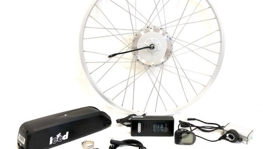 Electric Bike Kit Guide: Make Your Current Bike More Fun! [VIDEOS]
