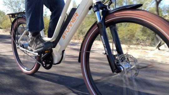 Biktrix Stunner Electric Bike Review Part 2: Ride & Range Test [VIDEO]