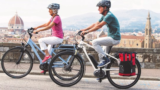 Study: eBikers Get More Exercise than Traditional Cyclists & Use Cars Less