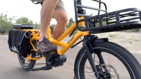 Tern GSD S00 Electric Cargo Bike Review Part 2: Ride & Range Test [VIDEO]