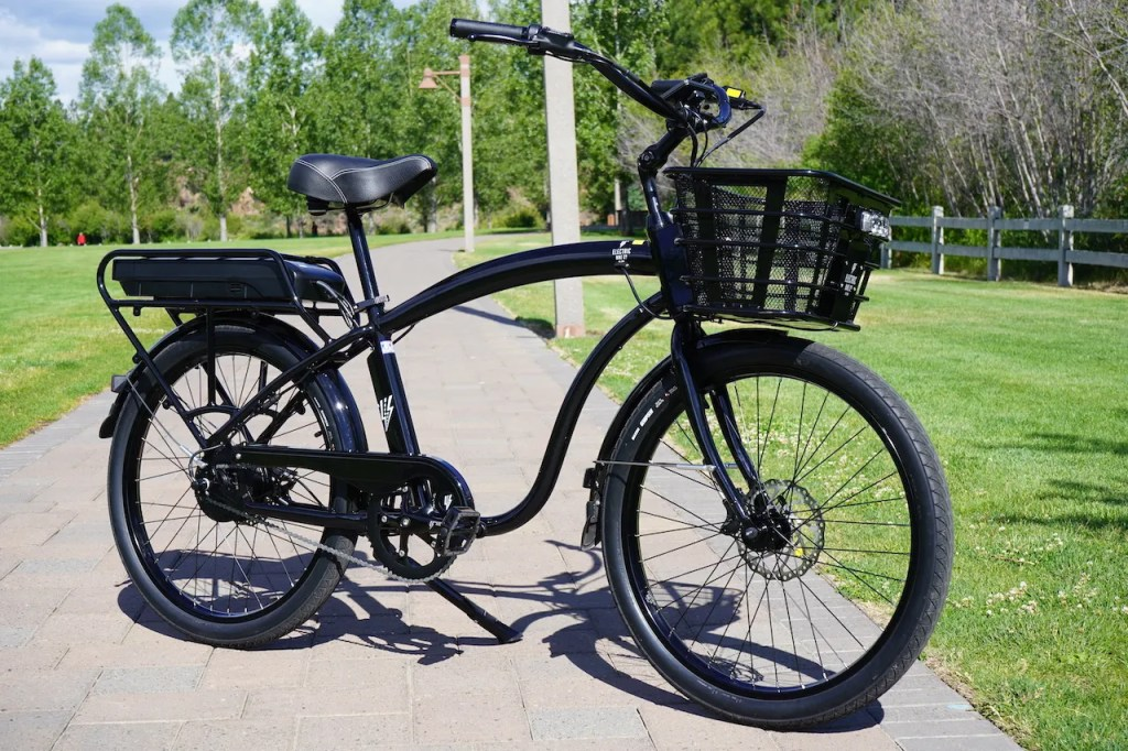 Electric Bike Company Model C Review Part 1 – Pictures & Specs
