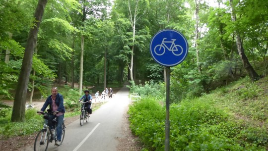 Cycling Through E-Bikers Paradise: The Netherlands
