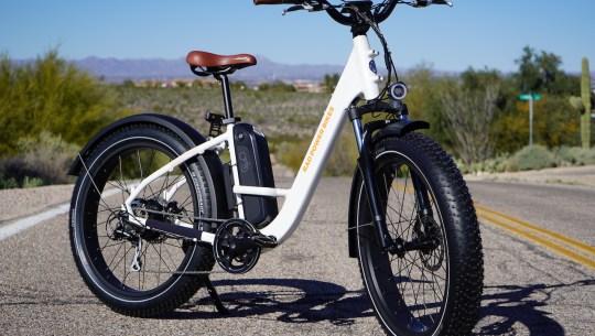 Rad Power Bikes RadRover Step-Thru Review Part 1 – Pictures & Specs