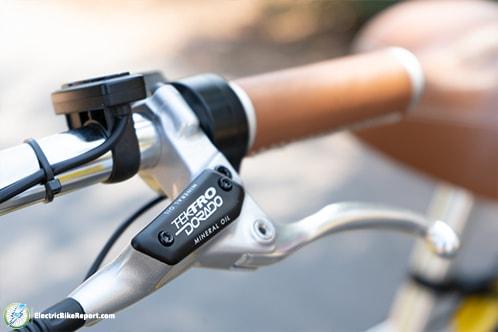 Electric Bike Company - Model R - Brake Lever-min