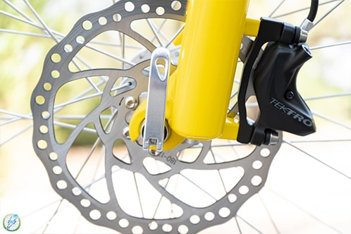 Electric Bike Company - Model R - Rotor and Caliper-min