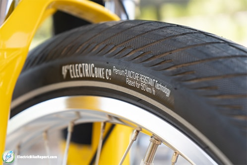 Electric Bike Company - Model R - Tire Info-min