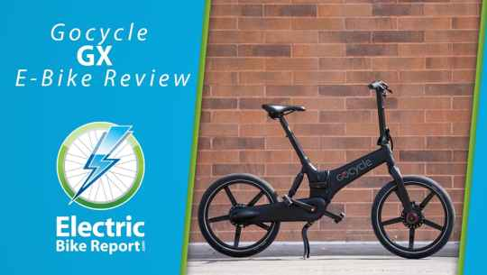 Gocycle GX Review – 2020