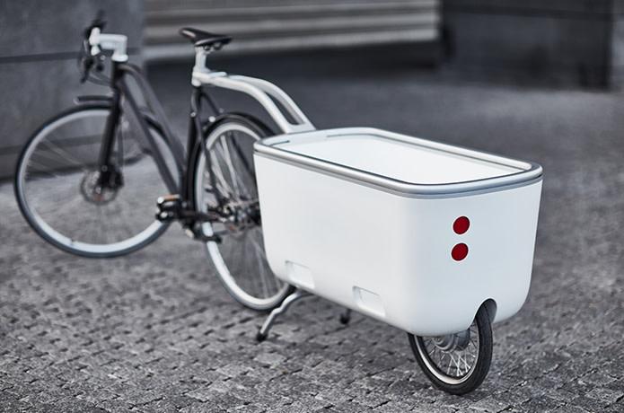 EIN powered trailer