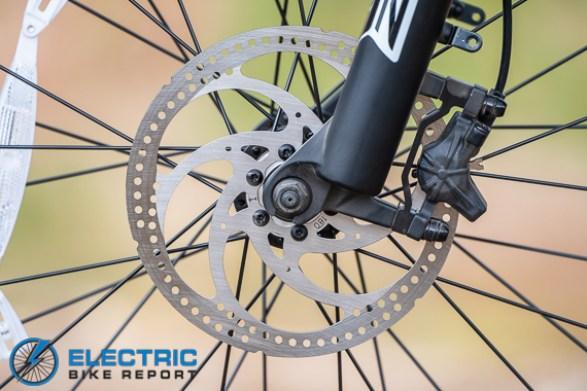 Aventon - Aventure - 180 mm Disc Rotor Front