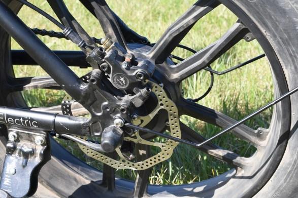 E-Movement Hydraulic disk brake