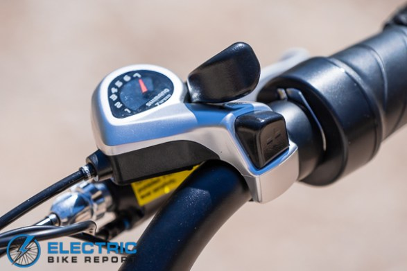 Rad Power Bikes - Rad Rover 5 - Shifter