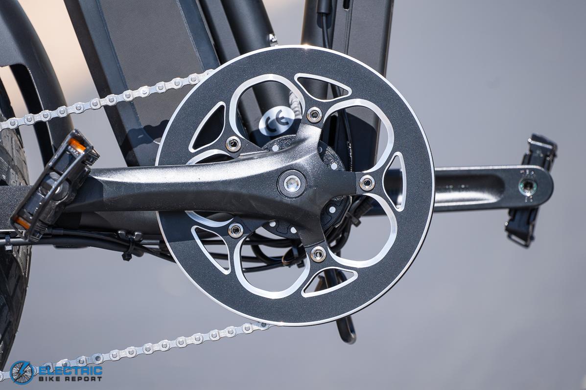 Rad Power Bikes - RadMini 4 Drivetrain