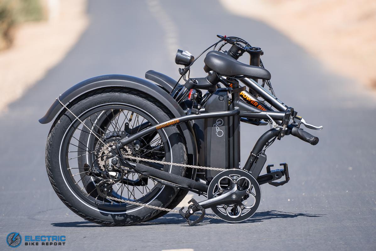 Rad Power Bikes - RadMini 4 Folding Electric Bike