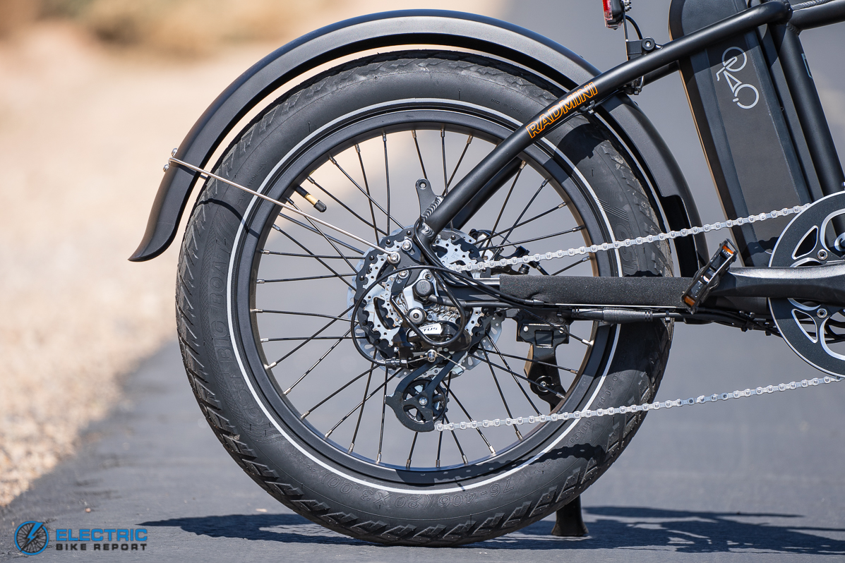 Rad Power Bikes - RadMini 4 Motor
