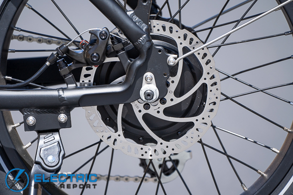 Rad Power Bikes - RadMini 4 Rear Disc Rotor