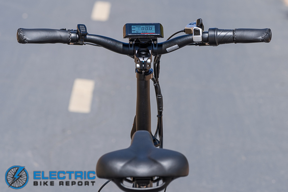 Rad Power Bikes - RadMini 4 Rider View