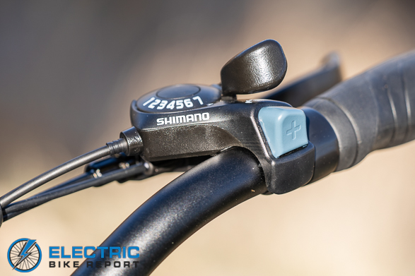 Ride1UP - Core-5 - Shimano 7 Speed
