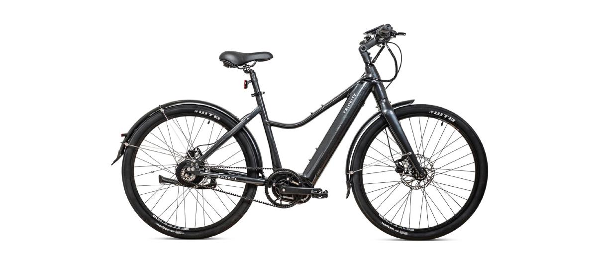 Priority Current Electric Bike