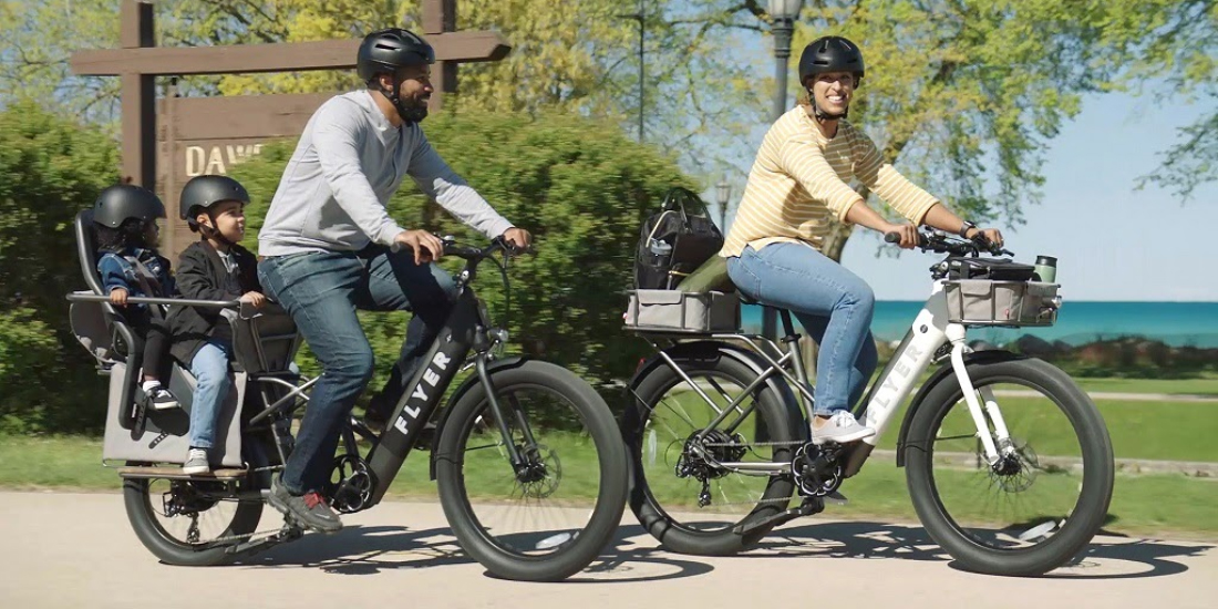 Radio Flyer Adult Electric Bike